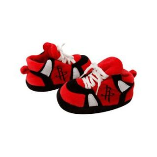 Comfy Feet NBA Baby Slippers   Houston Rockets   Kids Slippers