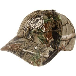 47 Brand Washington Redskins Franchise Fitted Hat   Realtree Camo