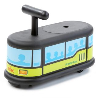 Italtrike La Cosa Bus Ride On Toy   Riding Push Toys