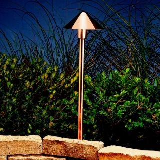 Kichler Pending Family Assignment 15839CO Landscape 12V LED Path/Spread   Copper   Landscape Lighting
