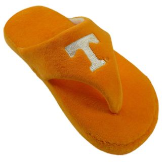 Comfy Feet NCAA Comfy Flop Slippers   Tennessee Vols   Mens Slippers