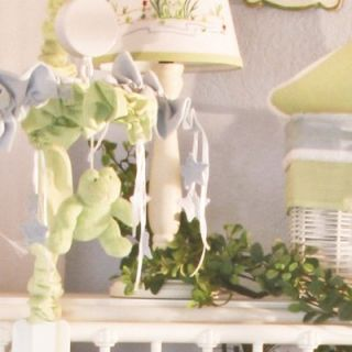 Brandee Danielle Sammy Frog Lamp Base   Nursery Decor