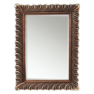 Quill Rectangle Wall Mirror   34.5W x 46.5H in.   Wall Mirrors