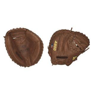 Wilson A800 32.5 in. Catcher Mitt Right Hand Throw   Gloves