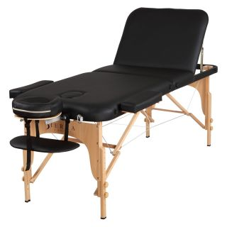 Sierra Comfort Relax Portable Massage Table Package   Massage Tables