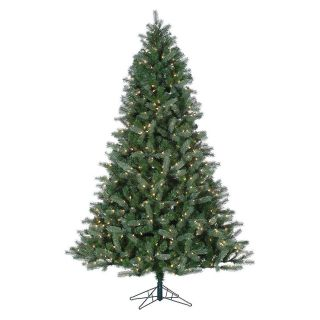 Pre Lit Natural Cut Arizona Fir Christmas Tree   Christmas Trees