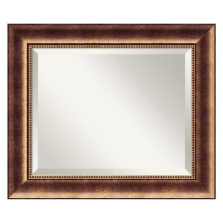 Manhattan Wall Mirror   25.5W x 21.5H in.   Wall Mirrors