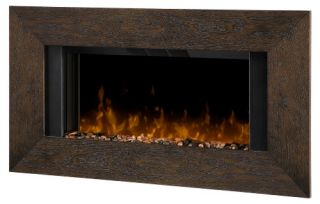 Dimplex Maddox Wall Mount Electric Fireplace   Electric Fireplaces