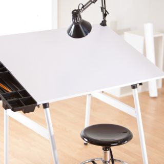 Berkeley 4 Piece Premier Combo Martin Universal Adjustable Drafting Table   Drafting & Drawing Tables
