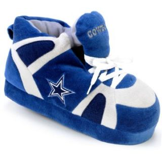 Comfy Feet NFL Sneaker Boot Slippers   Dallas Cowboys   Mens Slippers
