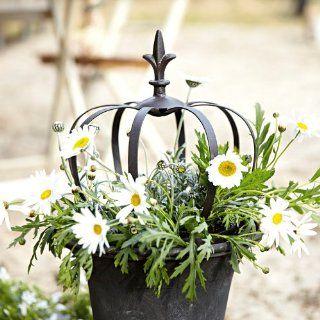 Loberon Eisenkrone Couronne Eisen: Garten