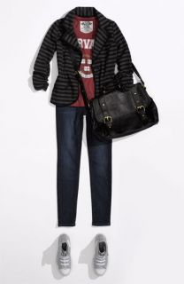 Paper Doll Blazer, Signorelli Tee & Joes Leggings (Big Girls)