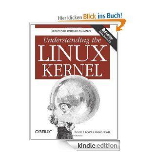 Understanding the Linux Kernel eBook: Daniel P. Bovet: Kindle Shop