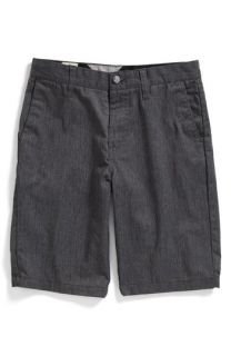Volcom Friendly Chino Shorts (Big Boys)