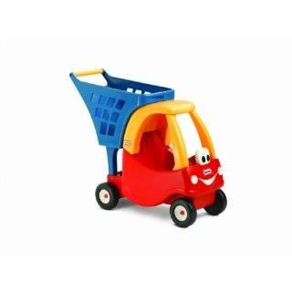Little Tikes 618338   Cozy Coupe Einkaufswagen: Spielzeug