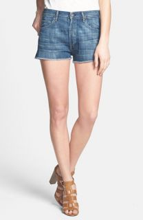 Citizens of Humanity Premium Vintage   Chloe Cutoff Denim Shorts (Union)