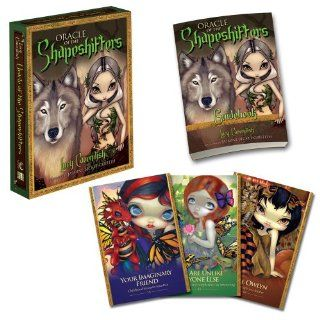 Oracle of the Shapeshifters: Mystic Familiars for Times of Transformation and Change: Lucy Cavendish, Jasmine Becket Griffith: Englische Bücher