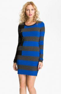 B44 Dressed by Bailey 44 Many Colored Days Stripe Jersey Dress