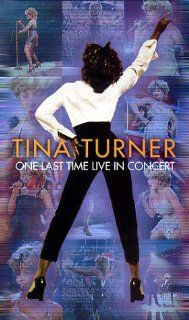 Tina Turner   One Last Time Live in Concert [VHS]: Tina Turner: VHS