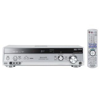 Panasonic SA XR 57 EG S AV Receiver silber: Heimkino, TV & Video