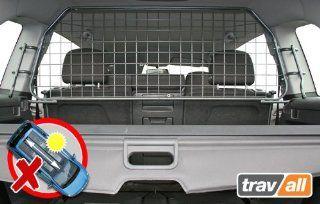 TRAVALL HUNDEGITTER / TRENNGITTER / GEP�CKGITTER F�R OPEL ZAFIRA (OHNE PANORAMADACH)(2005 ) Auto