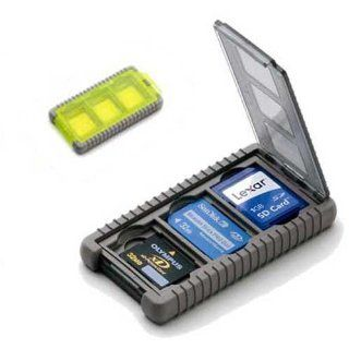 Gepe Card Safe Mini   Memory Etui   Neon, 3854: Elektronik