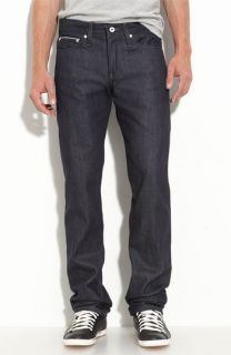 Naked & Famous Denim Weird Guy Slim Fit Selvedge Jeans (Indigo)