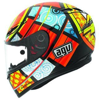 AGV 0381A0900205 GP Tech E2205 Top Elements Helme, Gr��e S: Motorrad