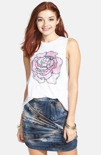 Royal Rabbit Valentines Day Muscle Tank (Juniors) (Online Only)