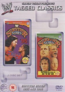 WWE   Survivor Series 95 & 96 [2 DVDs]: Shawn Michaels, Ahmed Johnson, British Bulldog, u.v.m., diverse: DVD & Blu ray