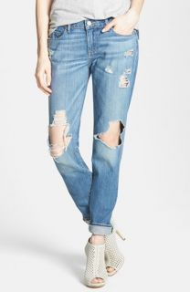 Paige Denim Jimmy Jimmy Destroyed Boyfriend Jeans (Clifton)