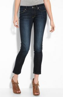 Paige Denim Skyline Ankle Peg Skinny Stretch Jeans (Super Rebellious Wash)