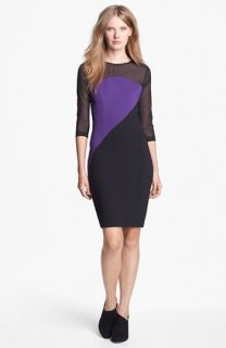 Erin by Erin Fetherston Piper Two Tone Dress