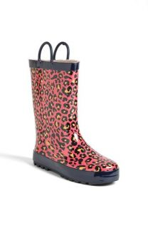 Western Chief Bright Leopard Rain Boot (Toddler & Little Kid)