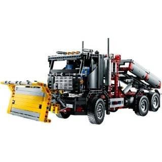 LEGO Technic 9397   Holztransporter: Spielzeug