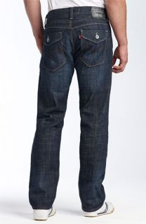 Levis® Red Tab™ 514™ Welder Slim Straight Leg Jeans (3D Rigid Wash)