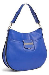 Milly Colby Leather Bucket Bag