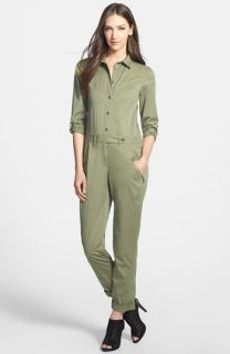 MARC BY MARC JACOBS Samantha Belted Cuff Twill Jumpsuit