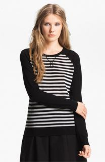 Miss Wu Sofie Stripe Cashmere Sweater ( Exclusive)