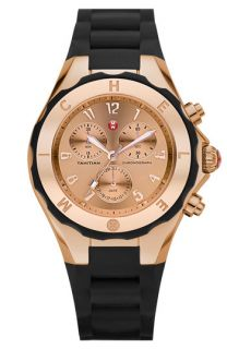 MICHELE Tahitian Jelly Bean Rose Gold Watch, 40mm (Regular Retail Price: $395)
