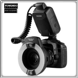 Yongnuo Macro Ringblitz YN 14EX f�r Canon Kameras LZ 14: Kamera & Foto