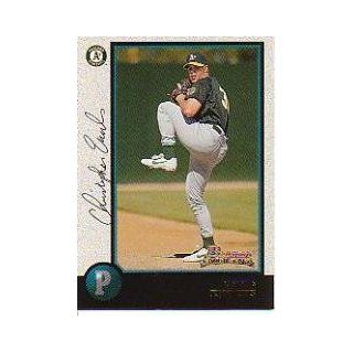 1998 Bowman #184 Chris Enochs RC: Sports Collectibles