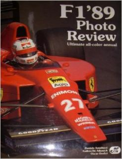 F1'89 Photo Review: Ultimate All Color Annual: Motorbooks International: Books