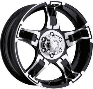 ULTRA   type 193/194 drifter   20 Inch Rim x 9   (6x135) Offset (30) Wheel Finish   gloss black with diamond cut: Automotive