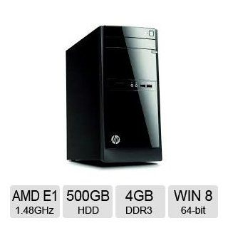 HP Pavilion 110 014 Desktop PC : Desktop Computers : Computers & Accessories