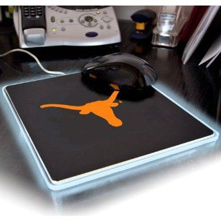 BSS   Texas Longhorns NCAA LED Lighted Mouse Pad: Everything Else