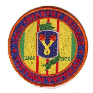 196th Light Infantry Brigade Vietnam Veteran Patch: Everything Else