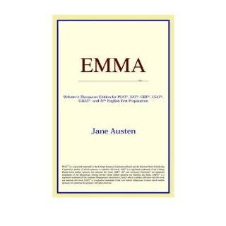 Emma (Webster's Thesaurus Edition): Icon Reference: Books