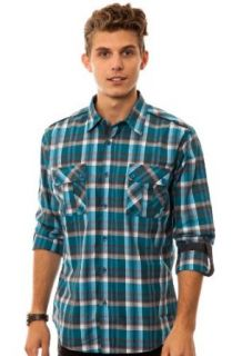 191 Unlimited Men's Cullen LS Buttondown Shirt at  Men�s Clothing store