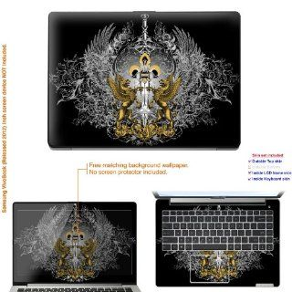 "Decalrus   Matte Decal Skin Sticker for ASUS VivoBook S300CA with 13.3"" Touchscreen (IMPORTANT NOTE: compare your laptop to ""IDENTIFY"" image on this listing for correct model) case cover MATVivoBkS300CA 191: Electronics"